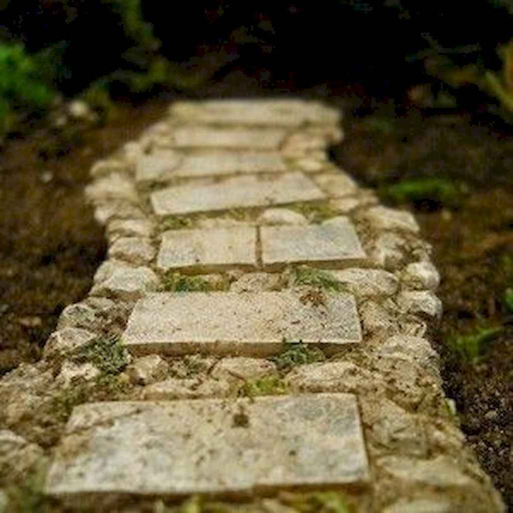 Top 100 stepping stones pathway remodel ideas (28)