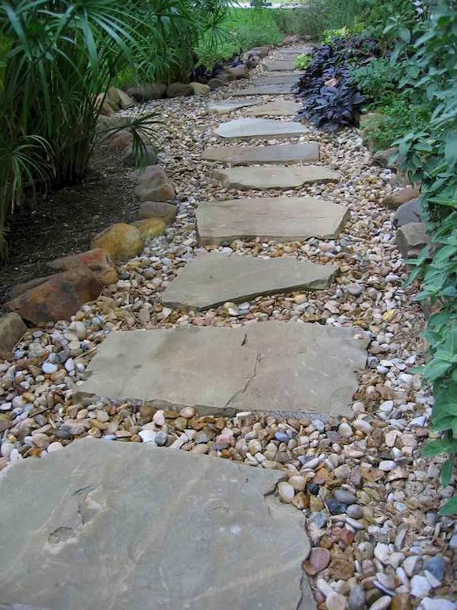 Top 100 stepping stones pathway remodel ideas (30)