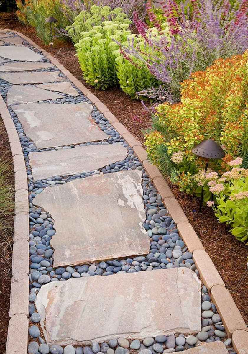 Top 100 stepping stones pathway remodel ideas (47)