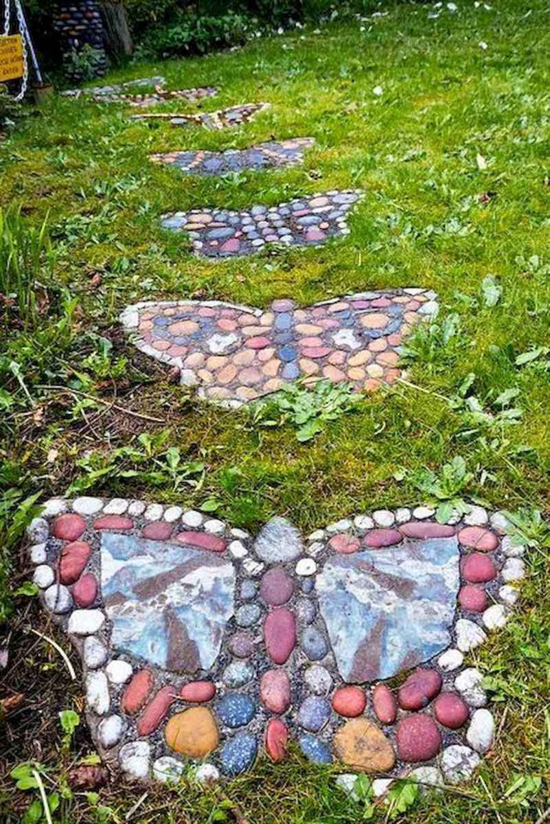 Top 100 stepping stones pathway remodel ideas (61)