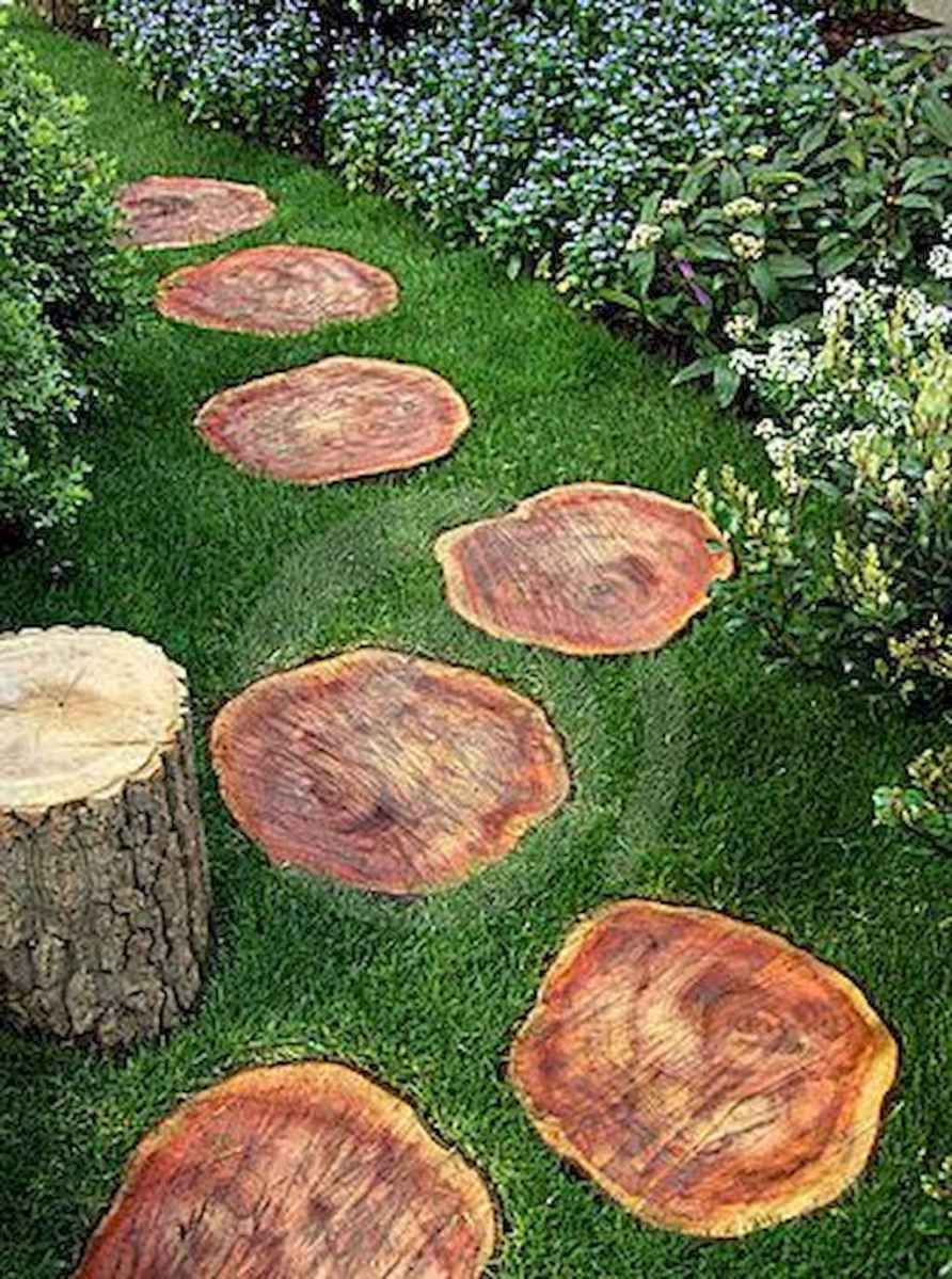 Top 100 stepping stones pathway remodel ideas (62)