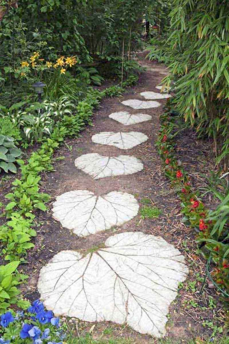 Top 100 stepping stones pathway remodel ideas (99)