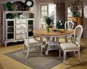100 best farmhouse dining room decor ideas (132)