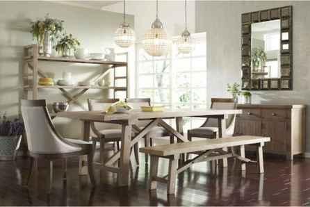 100 best farmhouse dining room decor ideas (158)