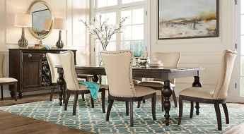 100 best farmhouse dining room decor ideas (191)