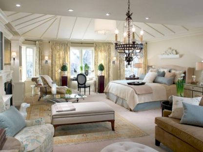 100 elegant farmhouse master bedroom decor ideas (2)