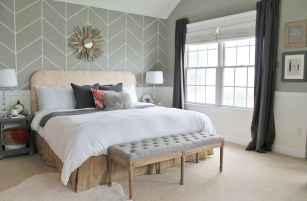 100 elegant farmhouse master bedroom decor ideas (26)