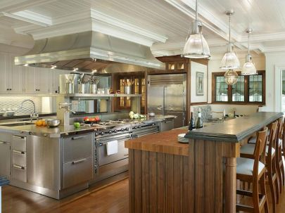 110 amazing farmhouse kitchen decor ideas (12)