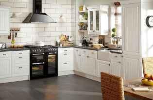 110 amazing farmhouse kitchen decor ideas (61)