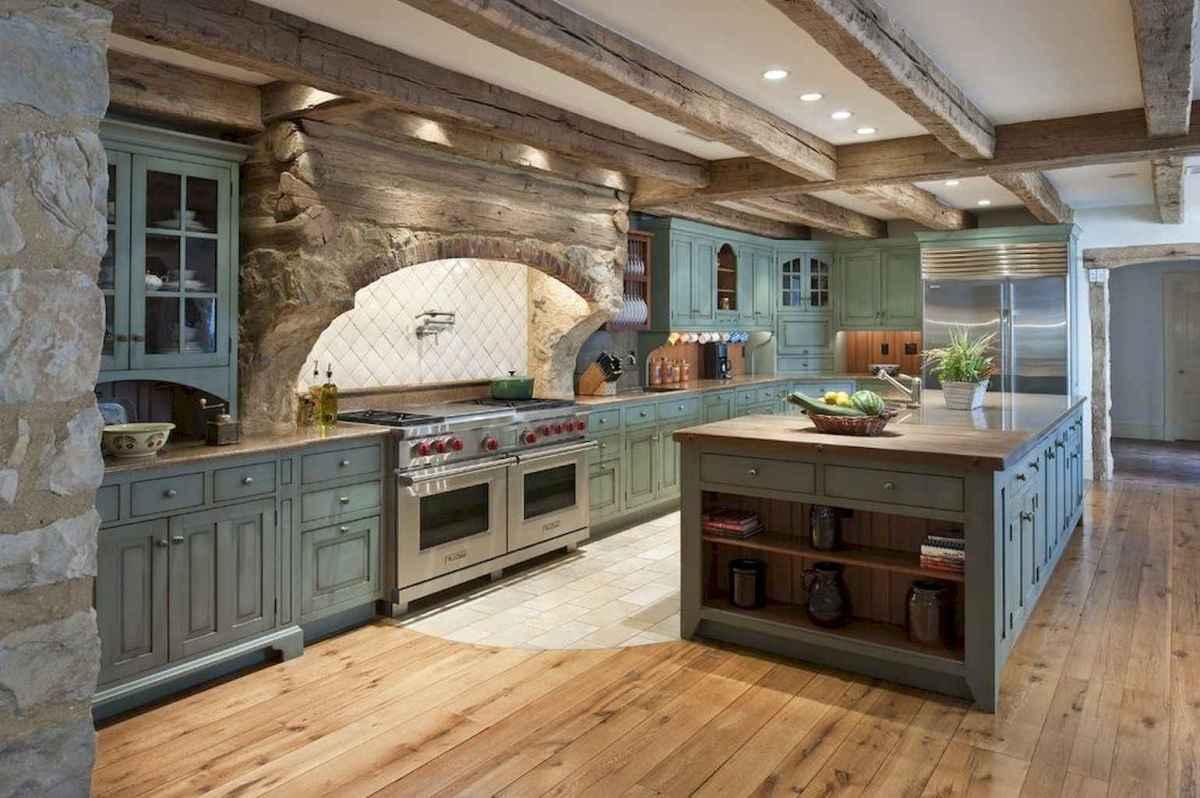110 amazing farmhouse kitchen decor ideas (85)