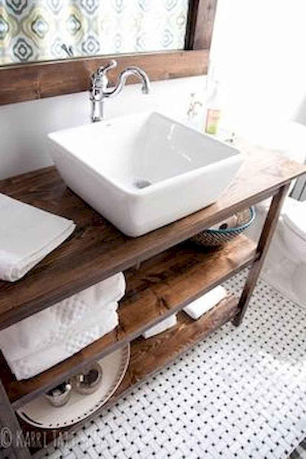 110 best farmhouse bathroom decor ideas (15)