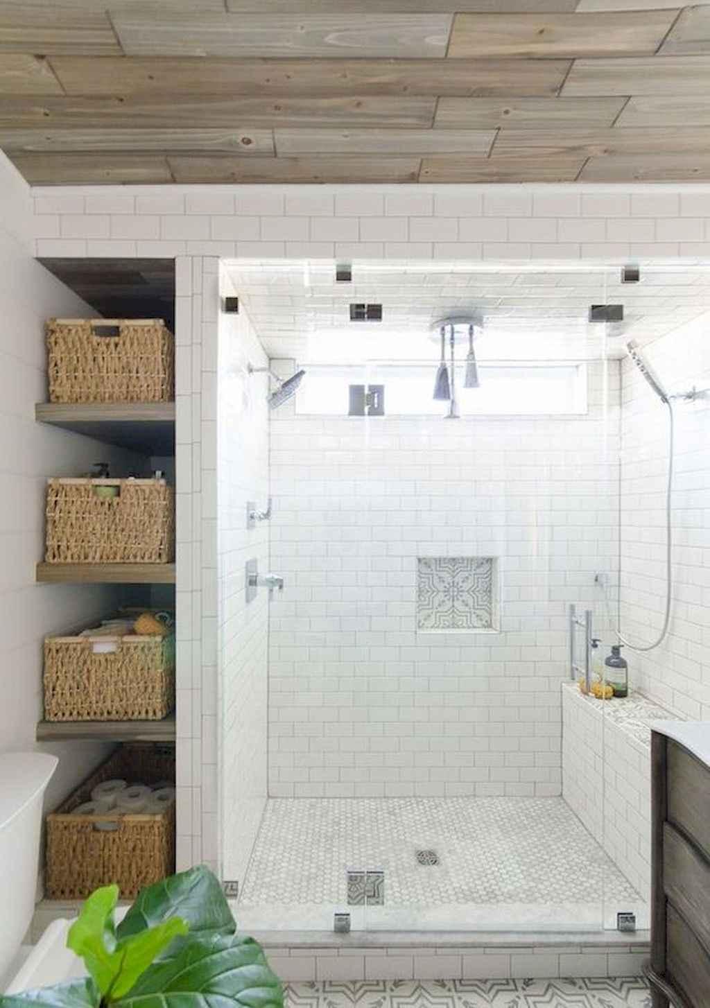 110 best farmhouse bathroom decor ideas (21)