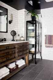 110 best farmhouse bathroom decor ideas (49)