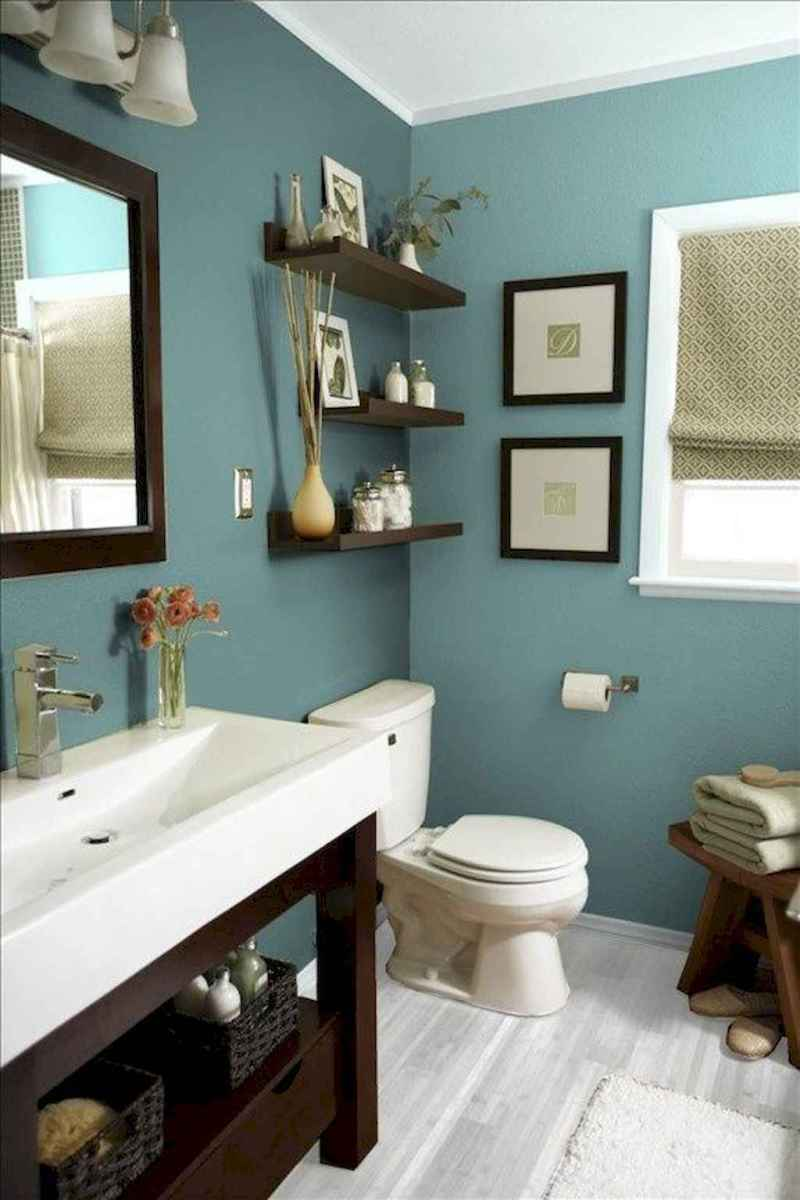 111 awesome small bathroom remodel ideas on a budget (11)