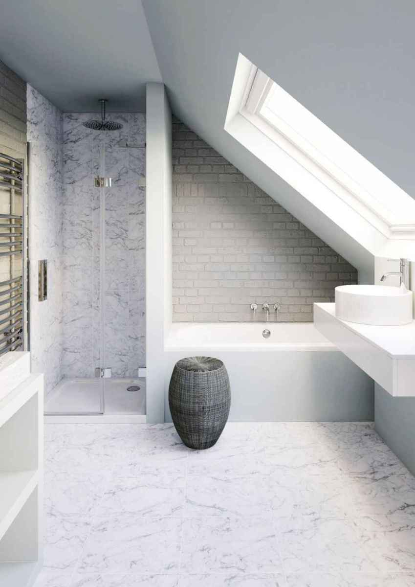 111 awesome small bathroom remodel ideas on a budget (33)