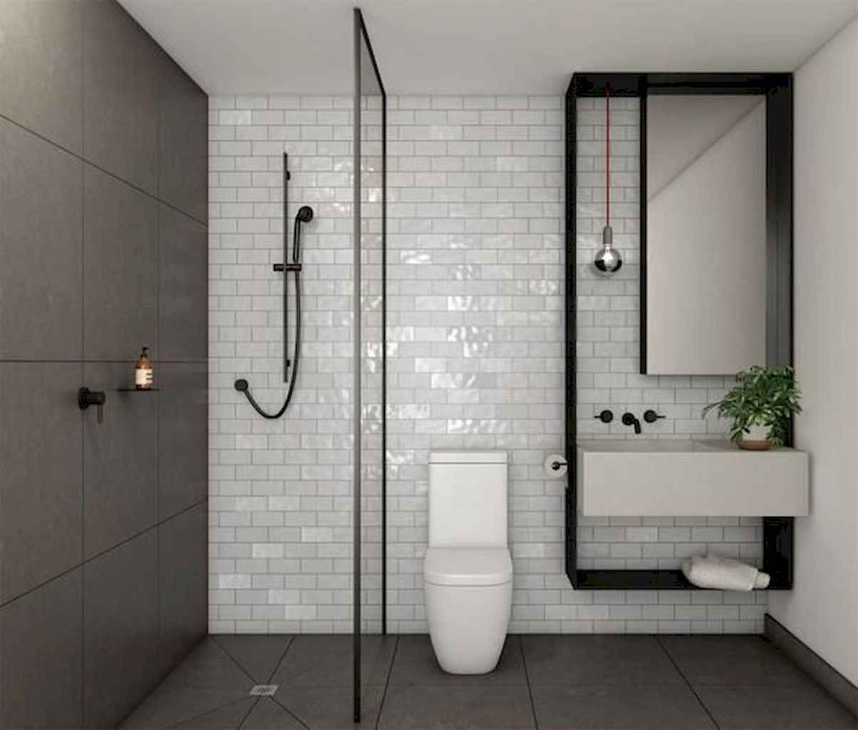 111 awesome small bathroom remodel ideas on a budget (65)