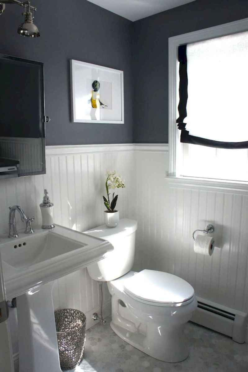 111 awesome small bathroom remodel ideas on a budget (66)