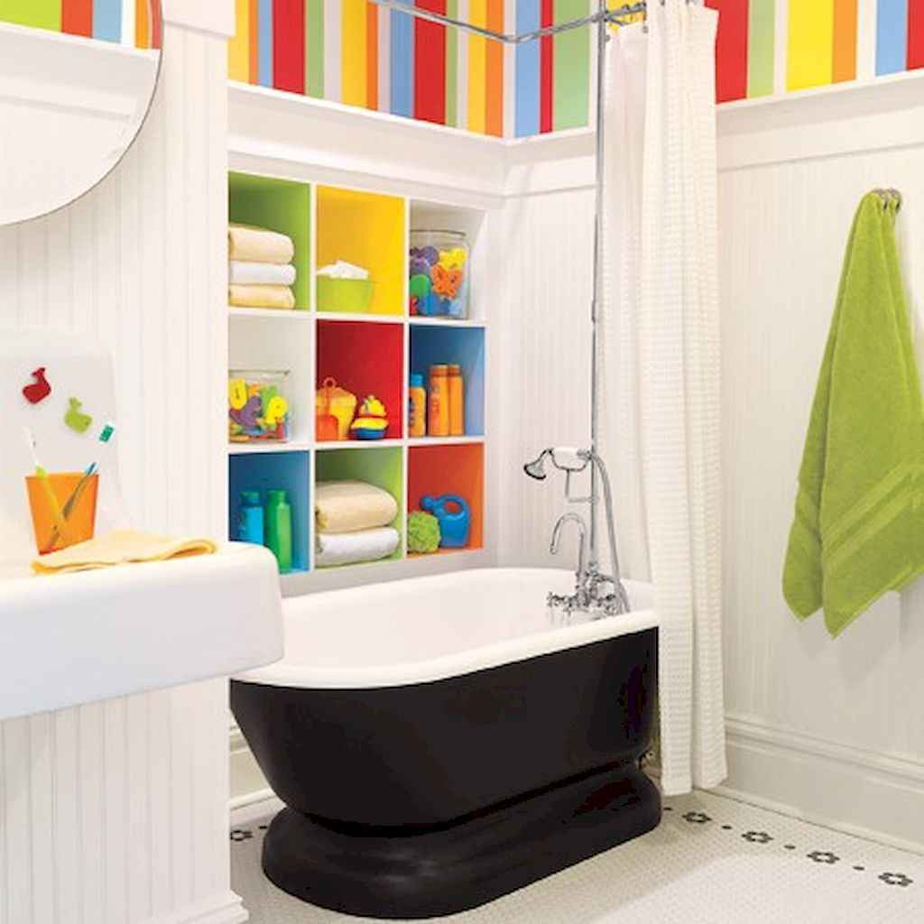 55 cool and relax bathroom design ideas (28)