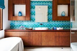 55 cool and relax bathroom design ideas (3)