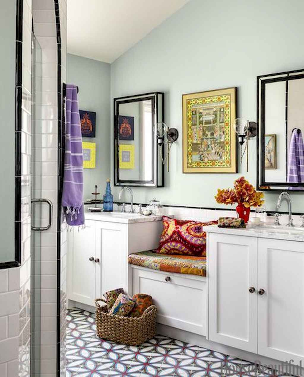 55 cool and relax bathroom design ideas (33)