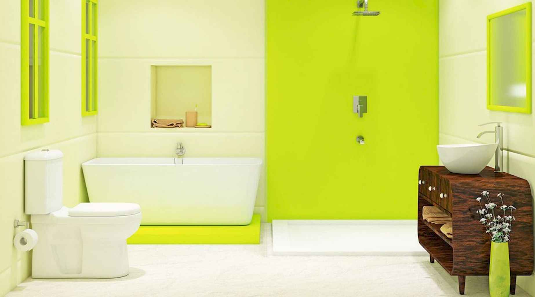 55 cool and relax bathroom design ideas (35)