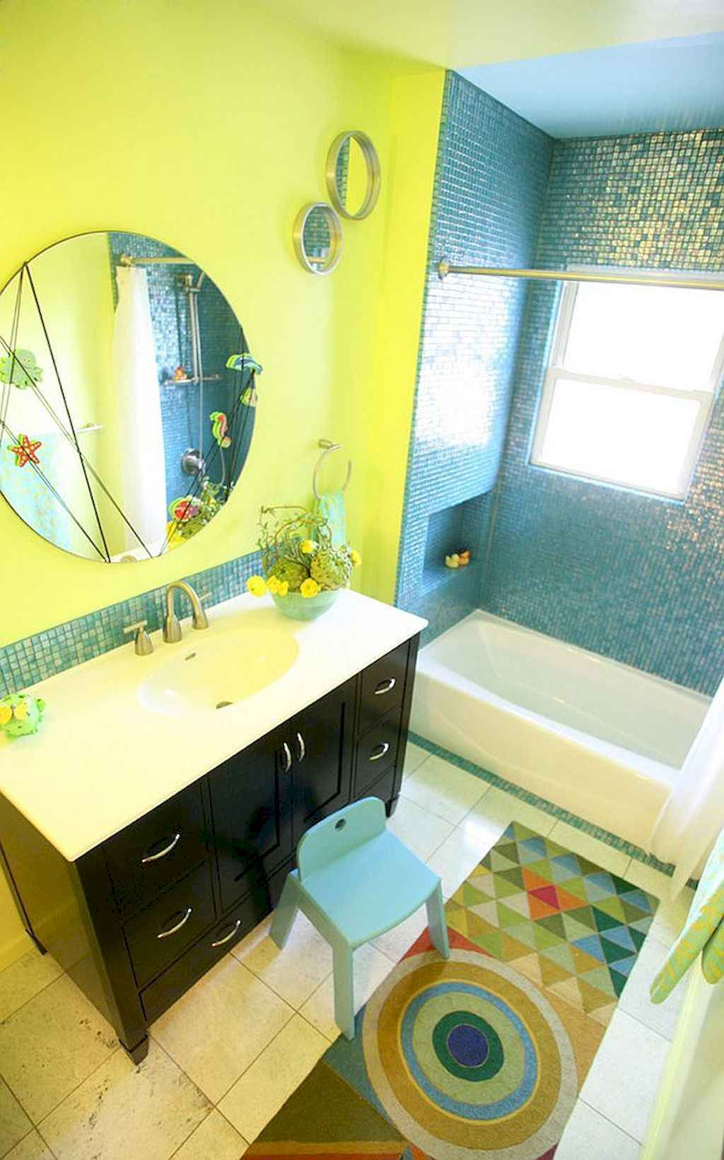 55 cool and relax bathroom design ideas (48)