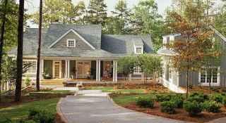 60 amazing farmhouse plans cracker style design ideas (38)