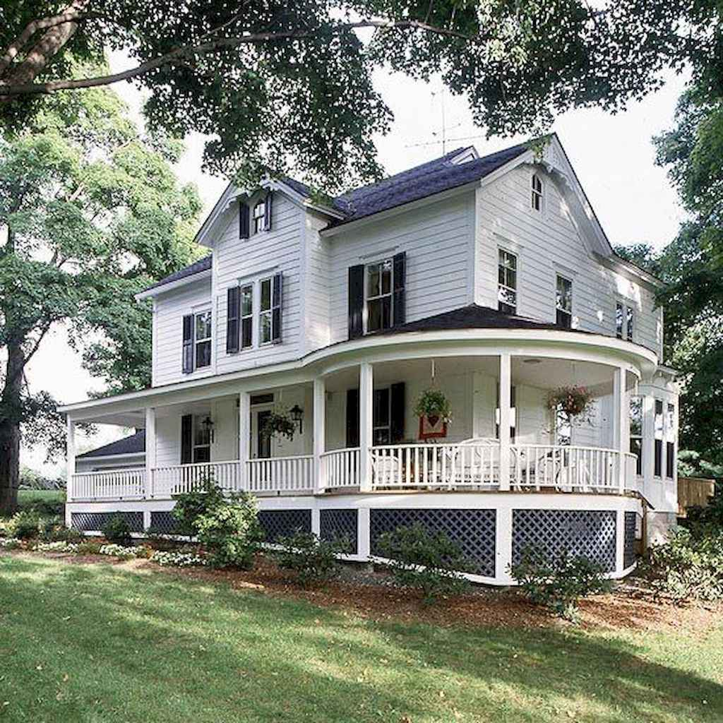 60 amazing farmhouse plans cracker style design ideas (47)