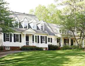 80 awesome plantation homes farmhouse design ideas (21)