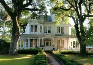 80 awesome plantation homes farmhouse design ideas (31)