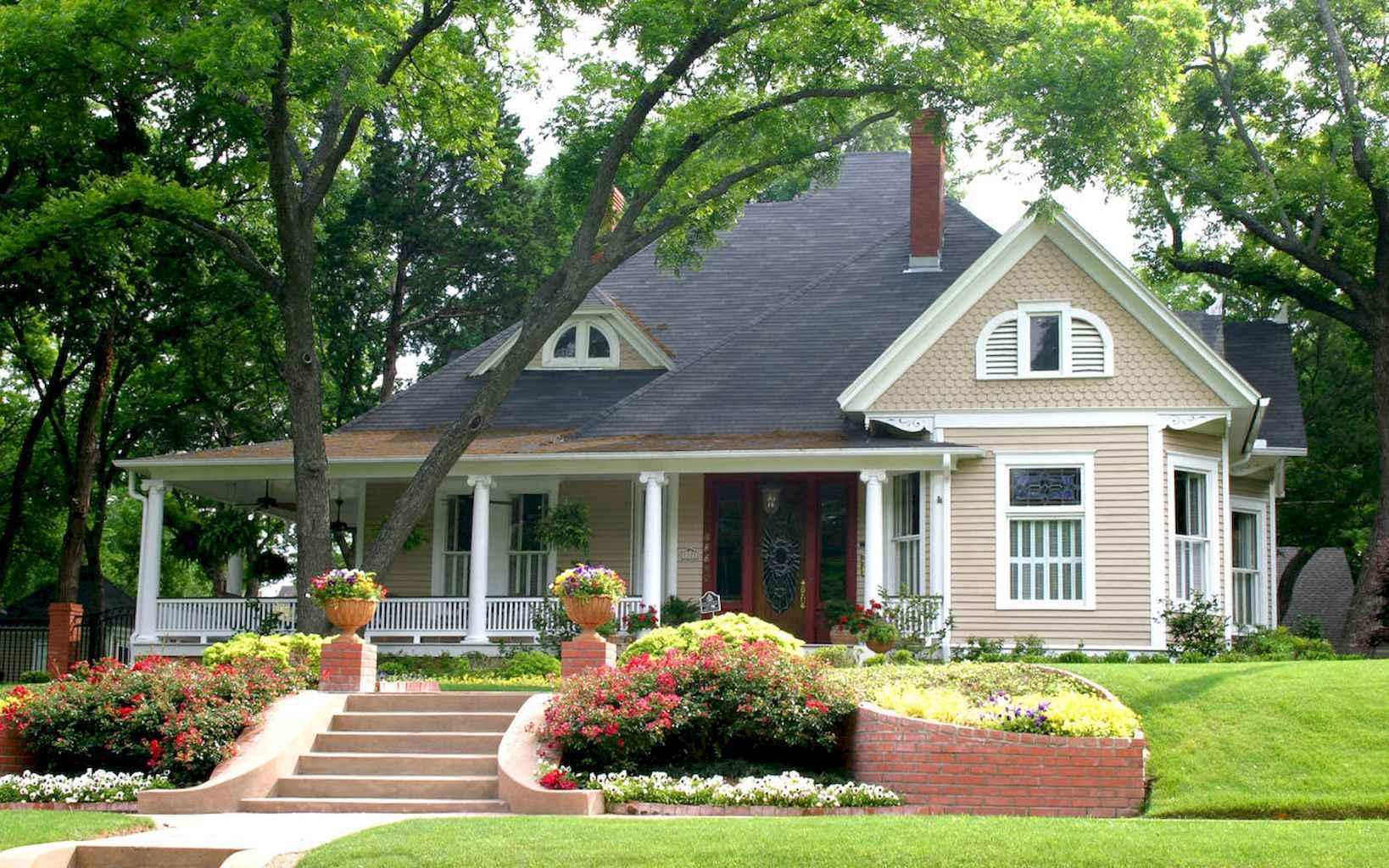 80 awesome plantation homes farmhouse design ideas (50)