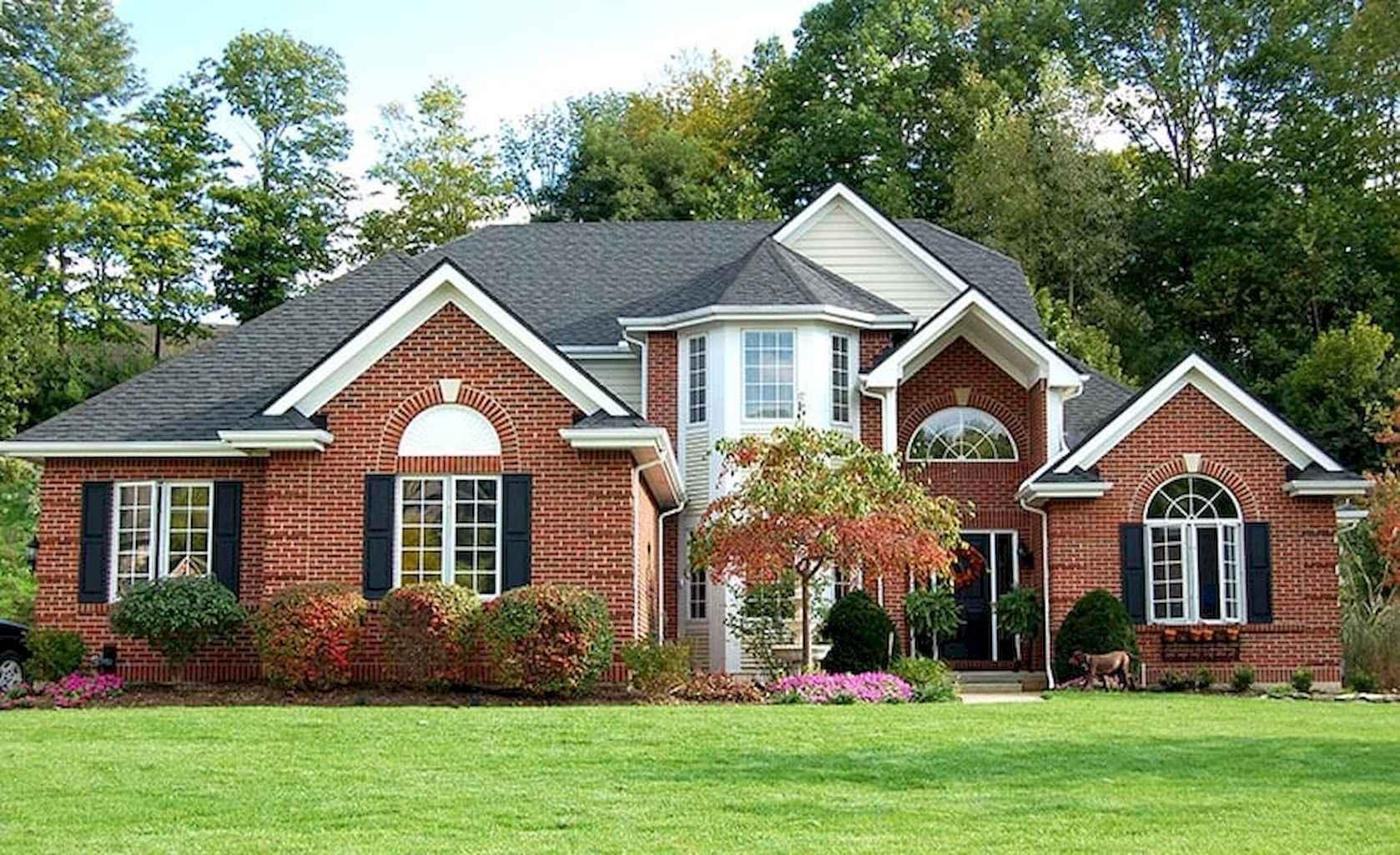 80 awesome plantation homes farmhouse design ideas (53)