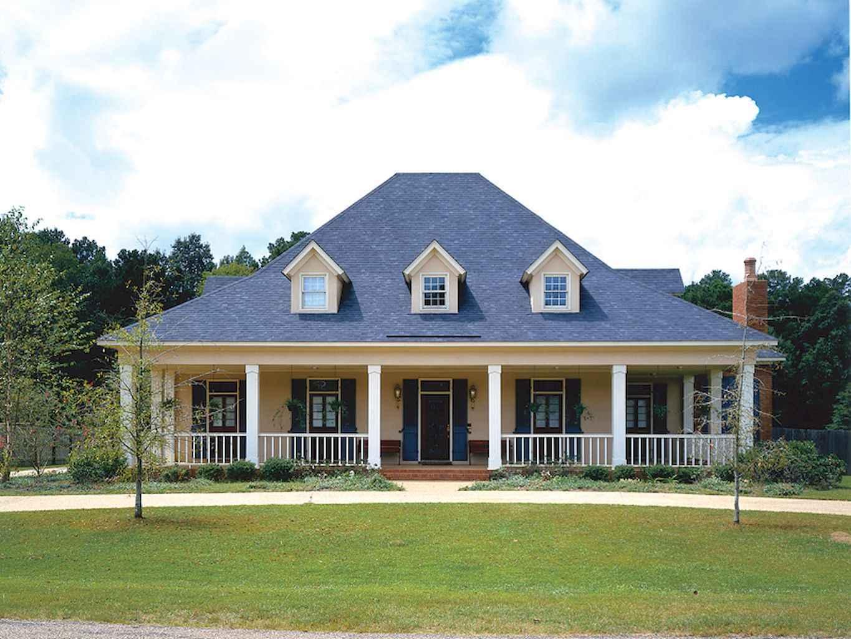 80 awesome plantation homes farmhouse design ideas (7)