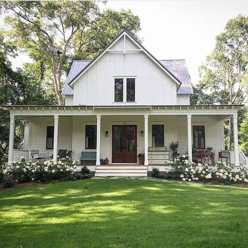 80 awesome plantation homes farmhouse design ideas (75)