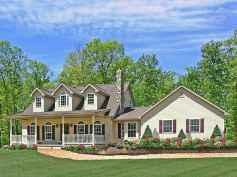 80 awesome plantation homes farmhouse design ideas (9)