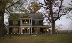 80 awesome victorian farmhouse plans design ideas (38)