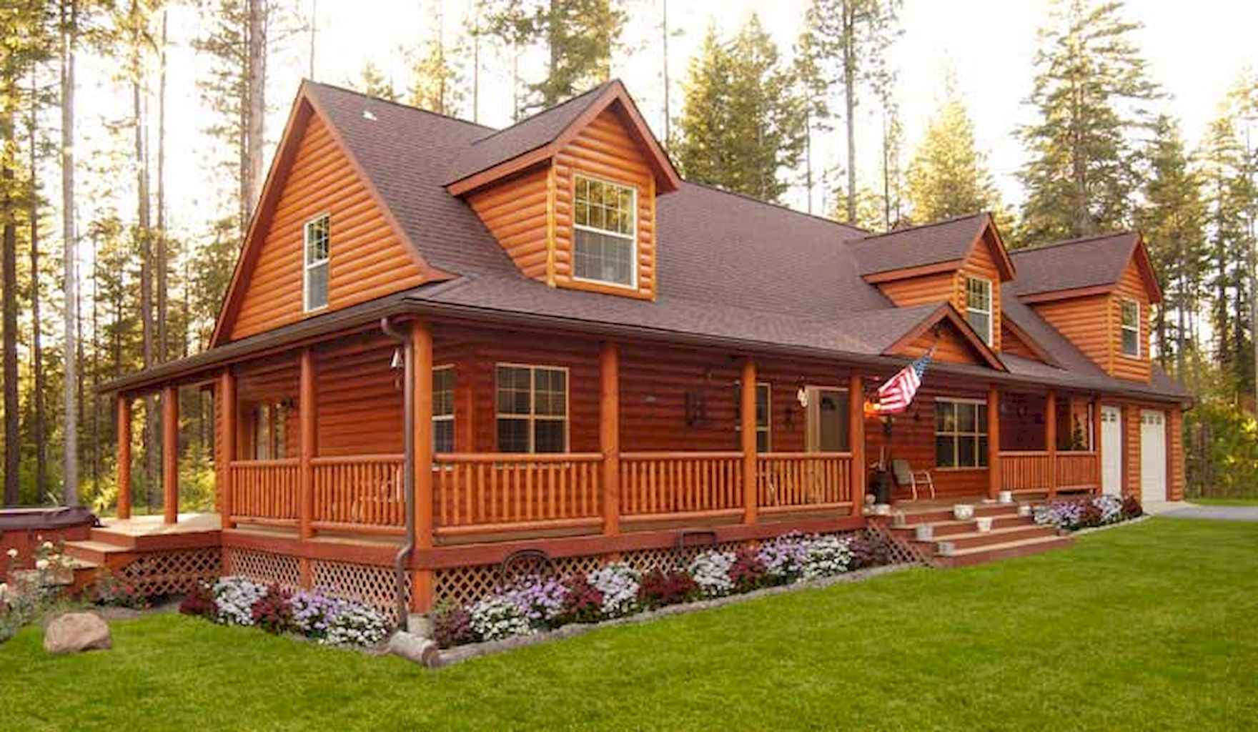 80 awesome victorian farmhouse plans design ideas (44)