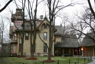 80 awesome victorian farmhouse plans design ideas (47)