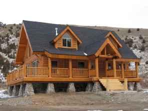 80 awesome victorian farmhouse plans design ideas (58)