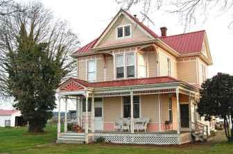 80 awesome victorian farmhouse plans design ideas (59)
