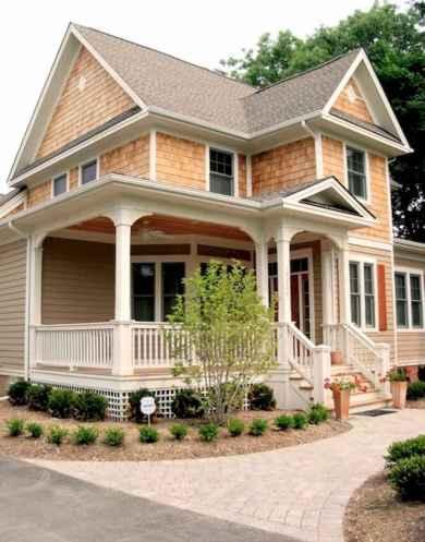 80 awesome victorian farmhouse plans design ideas (63)