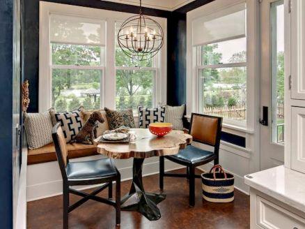 80 brilliant apartment dining room decor ideas (1)