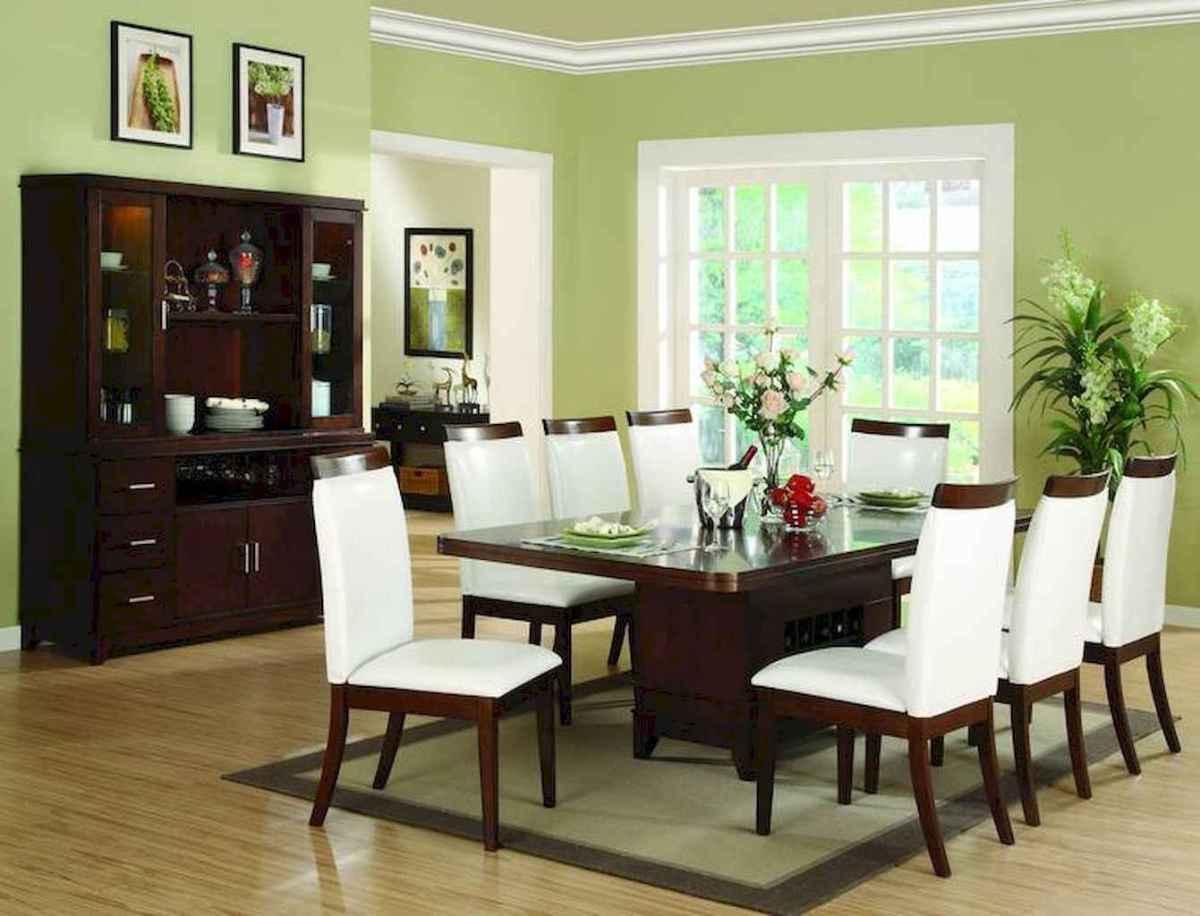 80 brilliant apartment dining room decor ideas (18)