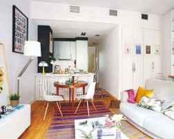 80 brilliant apartment dining room decor ideas (27)