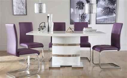 80 brilliant apartment dining room decor ideas (29)
