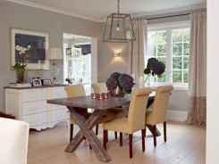80 brilliant apartment dining room decor ideas (32)