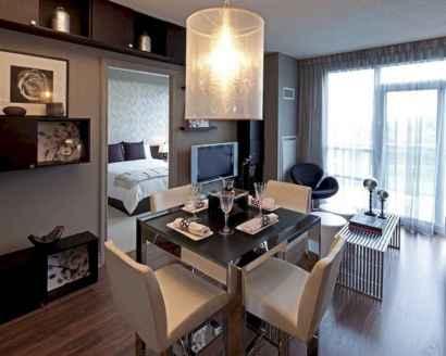 80 brilliant apartment dining room decor ideas (40)