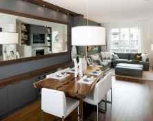 80 brilliant apartment dining room decor ideas (42)