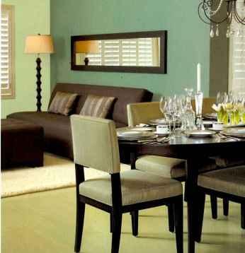 80 Brilliant Apartment Dining Room Decor Ideas - Roomadness.com