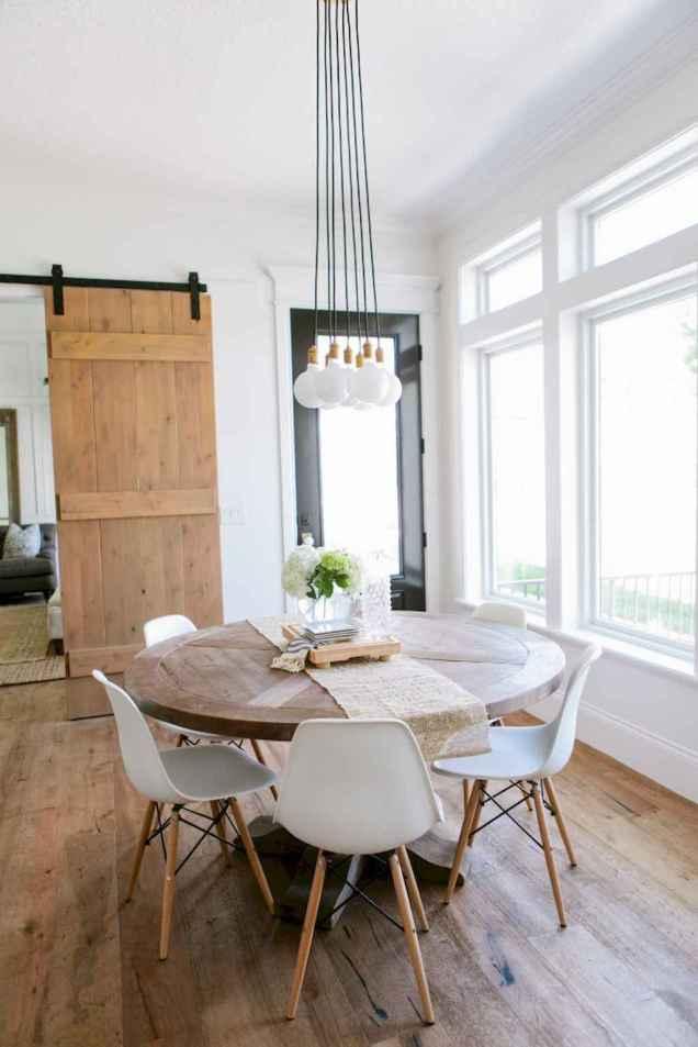 80 brilliant apartment dining room decor ideas (69)